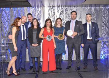 3 UNI-PHARMA Awards for the Environment Corporate Social Responsibility and Sustainable Development